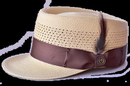 Legionnaire Brown Cap