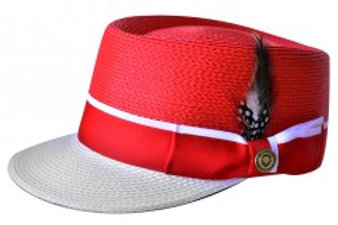Legionnaire Red & White Cap