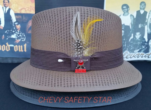 bbb264f0f9624 Traditional Garcia Lowrider Coconut brown Garcia hat. Made of cotton  string
