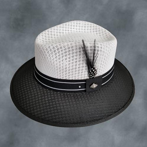 Charlie Brown Hat Black & White
