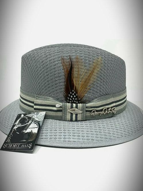Danny La Paz Two Tone Gray Hat