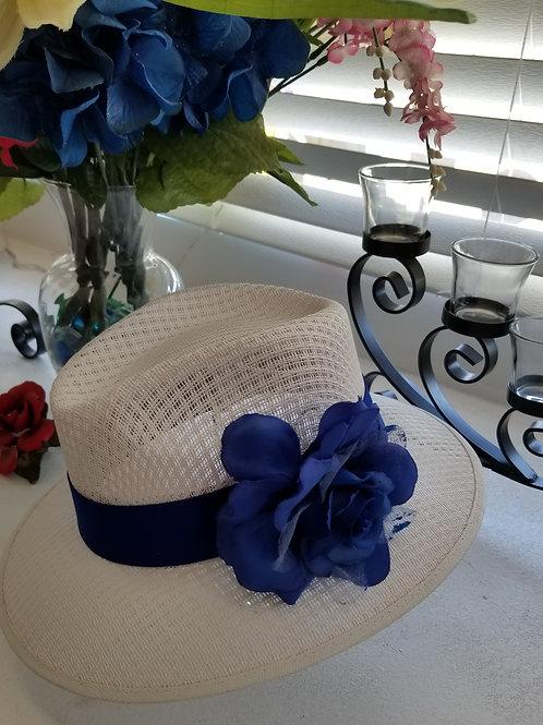 Ladies Viejo Black or White Blue