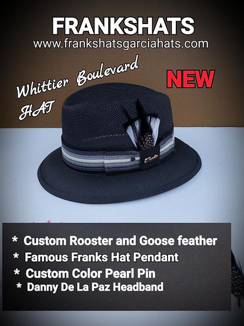 Boulevard Black Summit hat