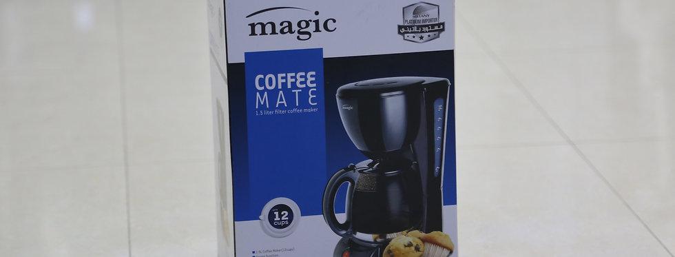 محضر قهوة Magic