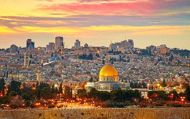 jerusalem-dome-of-the-rock-city-cityscap
