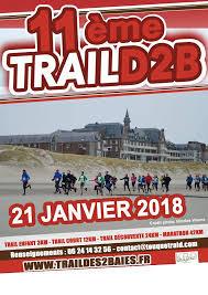 Le trail des 2 baies - Dim 21 janvier 2018