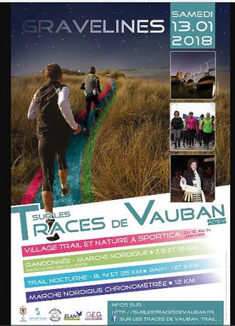 Sur les traces de Vauban et le retour de nos joggeurs