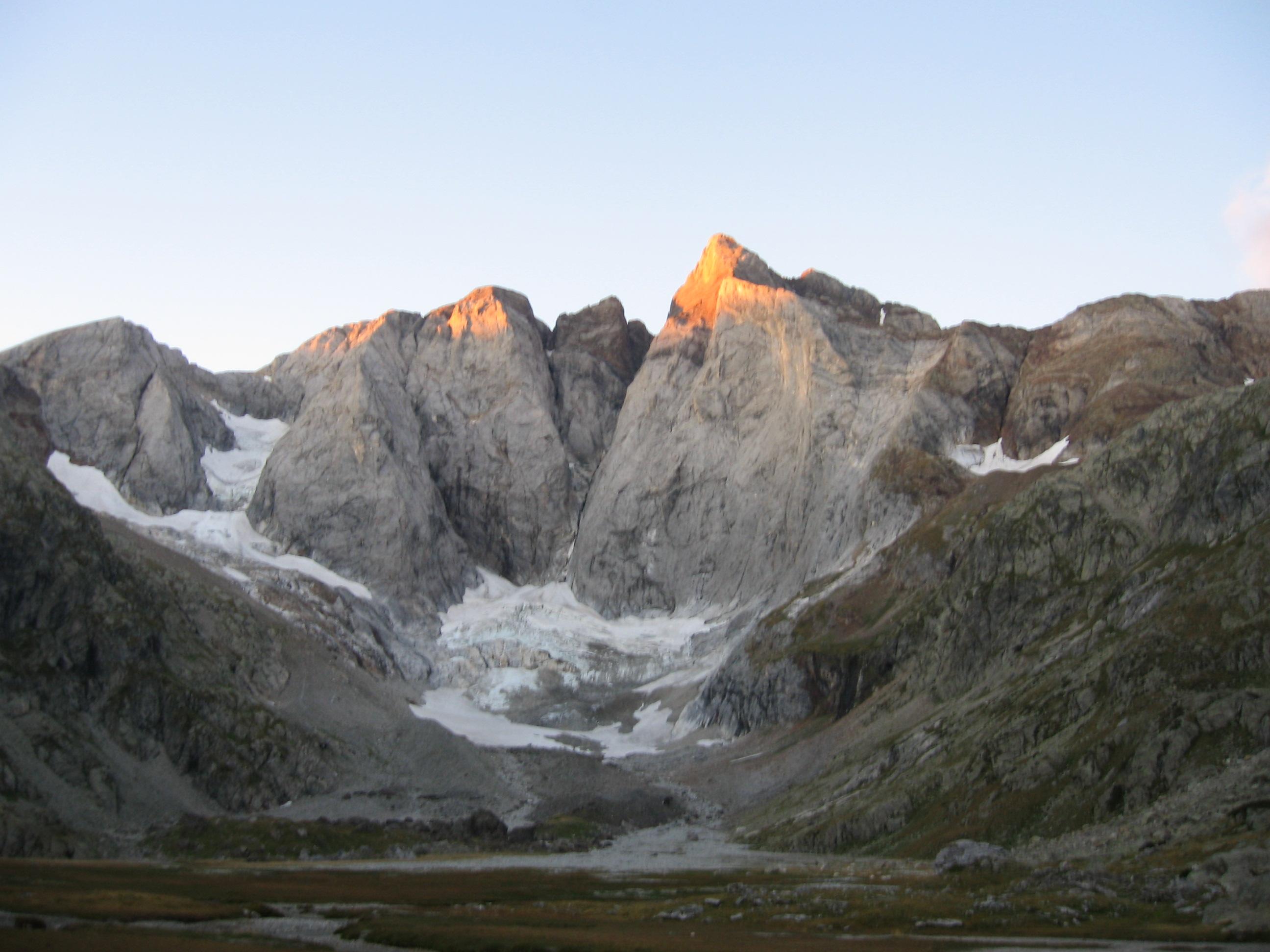 Vignemale massif, Haute Pyrenées