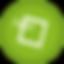 Circulaire Icône de timbre