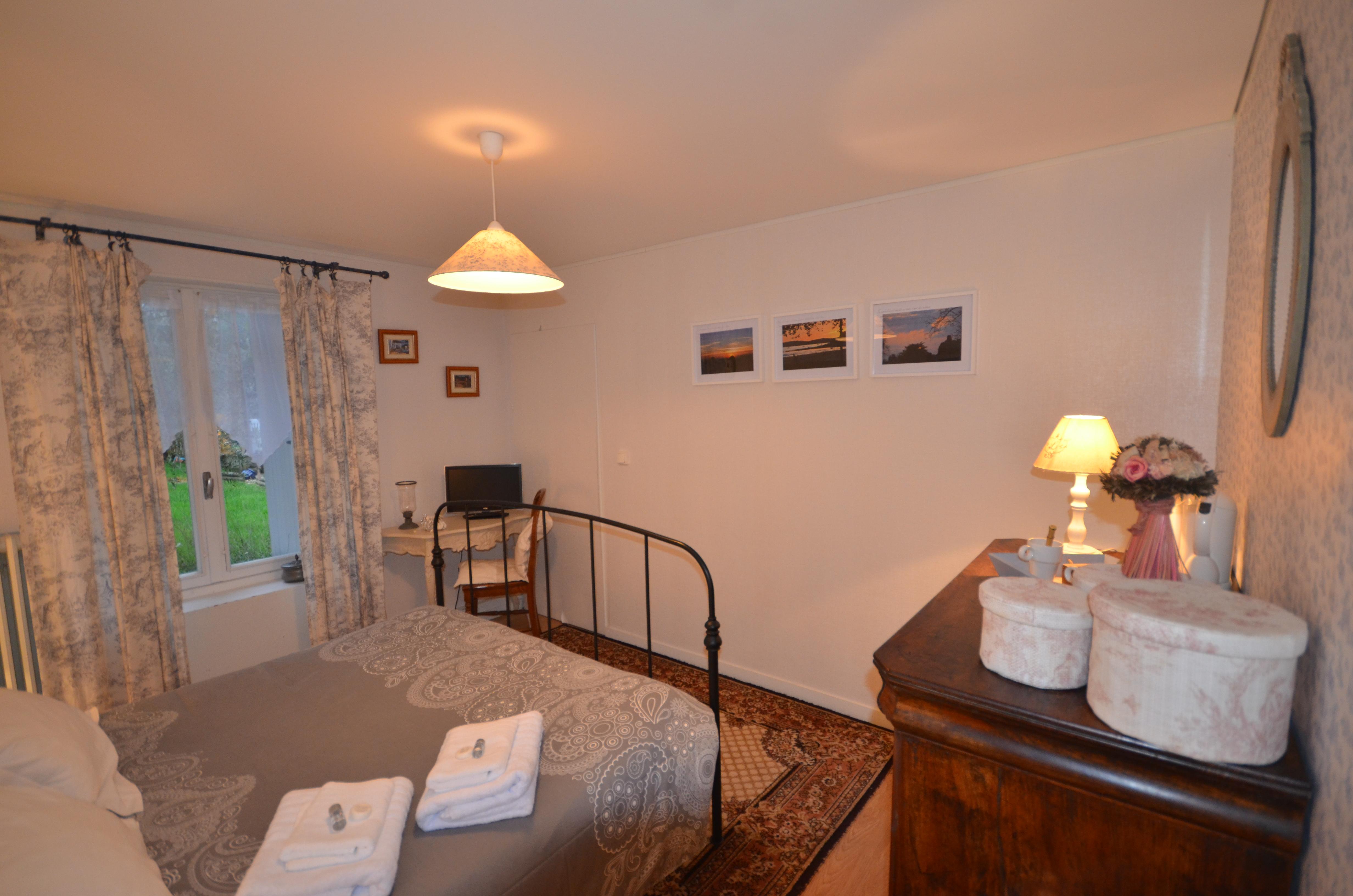 Résevation chambre d h´tes proche du Puy du fou larbredalais