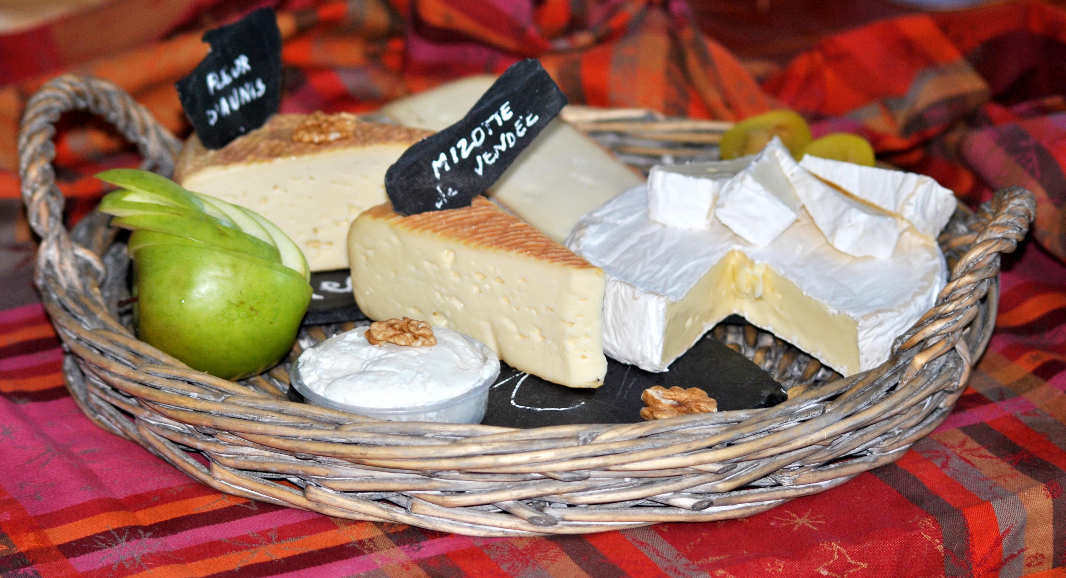 C'est fromage et dessert