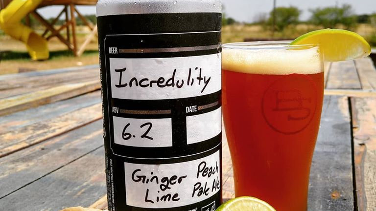 Incredulity Pale Ale 32oz crowler