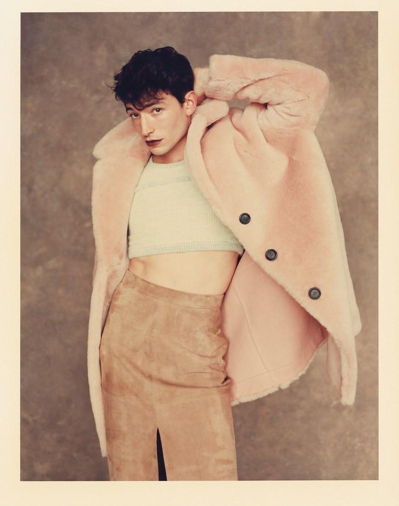 Ezra Miller for GQ Style