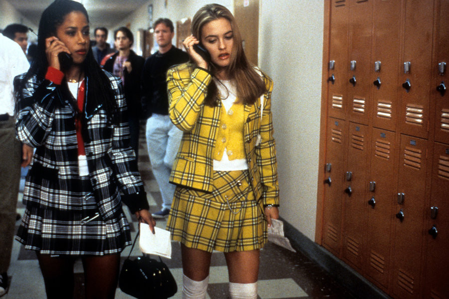 Cher and Dionne in Clueless