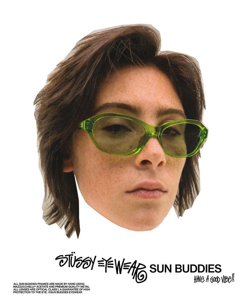 Stussy x Sun Buddies
