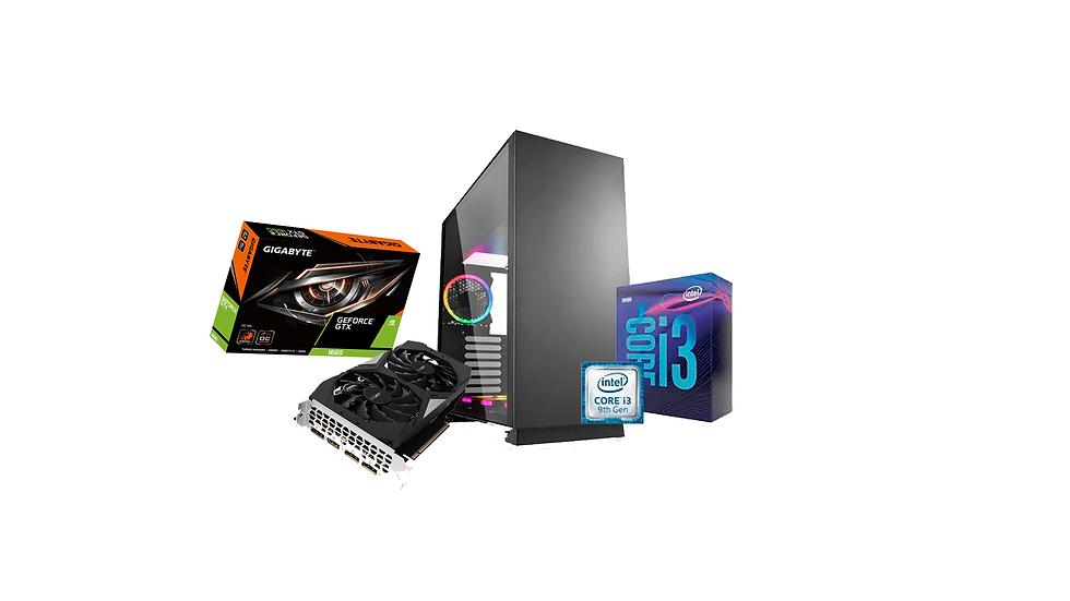 PC GAMER STELIX -  i3-9100F / GTX 1660 / 16 gb de ram