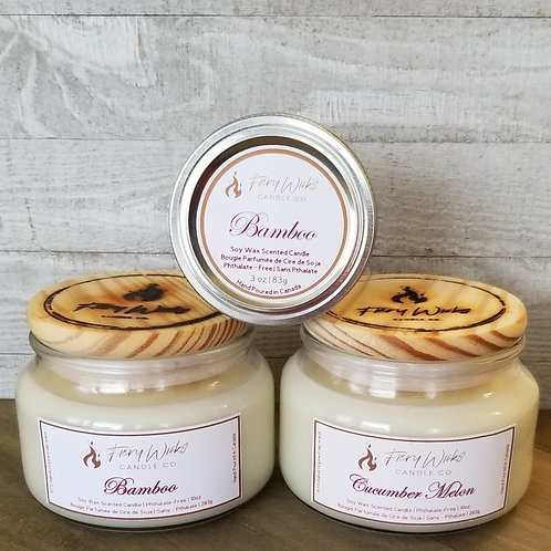 Perfect Trio Scented Candle Bundle