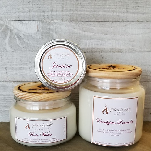 All-in-One Scented Candle Bundle
