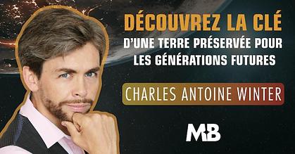 Charles-Antoine WINTER formation Masterbusiness : Santé des hommes santé environnement