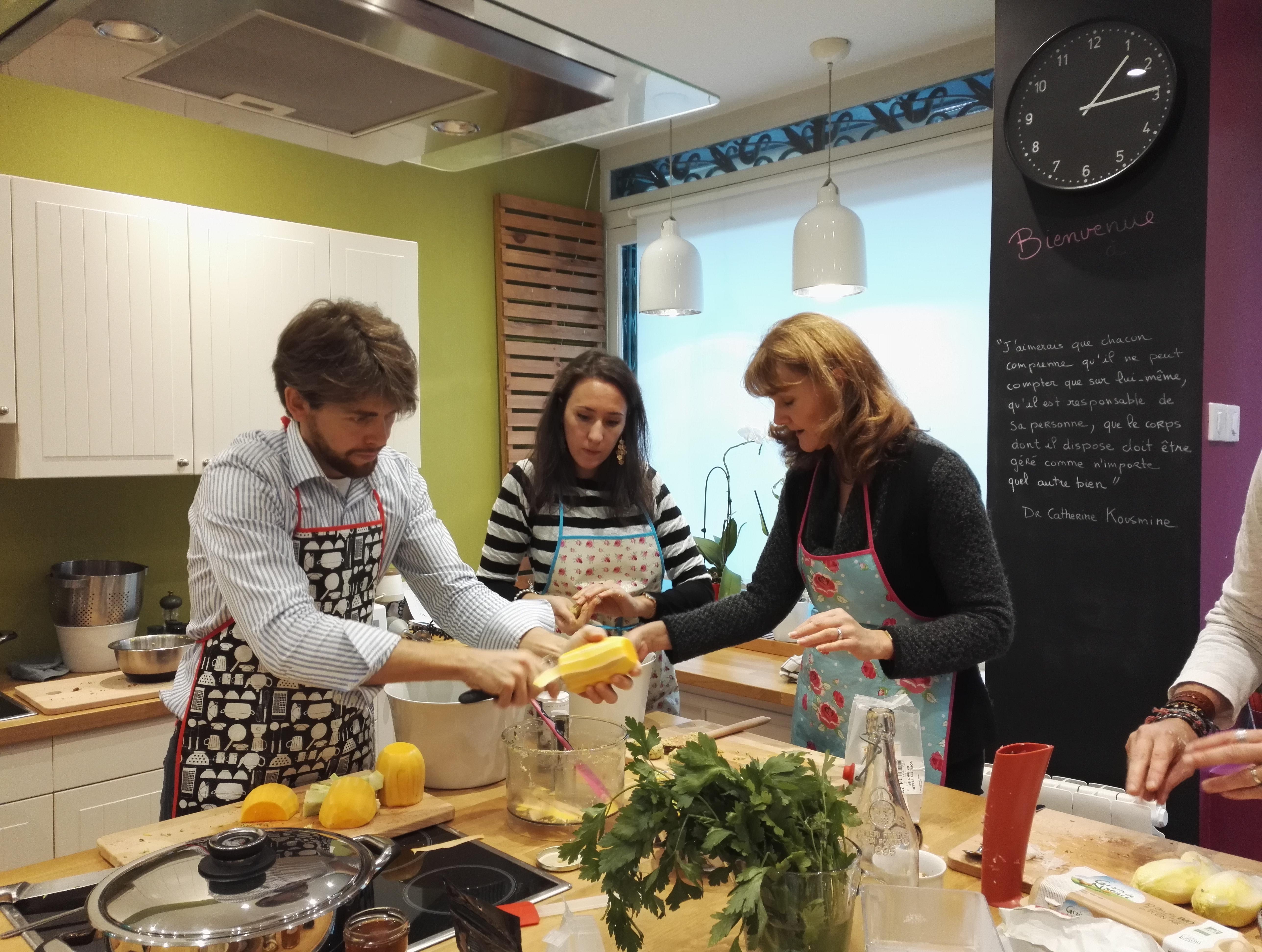 Formation culinaire Mieux Manger Pour Tous