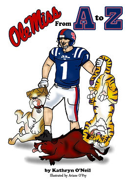 Ole Miss from A to Z Book