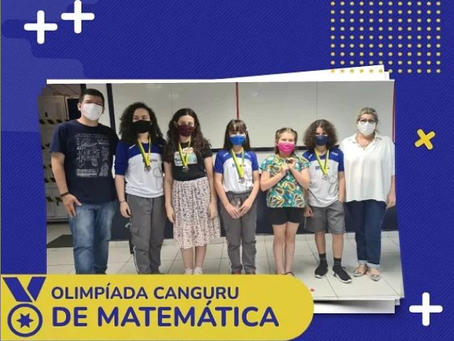 Olimpíada Canguru de Matemática