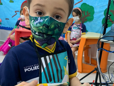 Educação Infantil: lugar de afeto e aprendizagem significativa