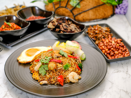 Nusantara Singapore Challenges Your Spice Tolerance With Their All New Nasi Goreng Gila