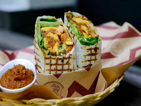 Pita Tree Mediterranean Grilled Kebabs Add Chicken Satay Dishes This National Day 2021
