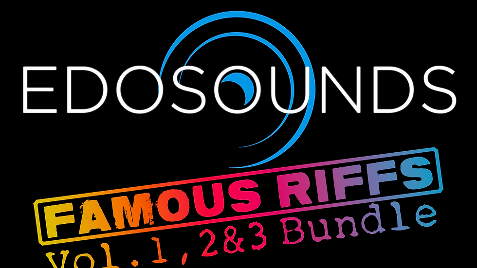 FAMOUS RIFFS BUNDLE (AX8)