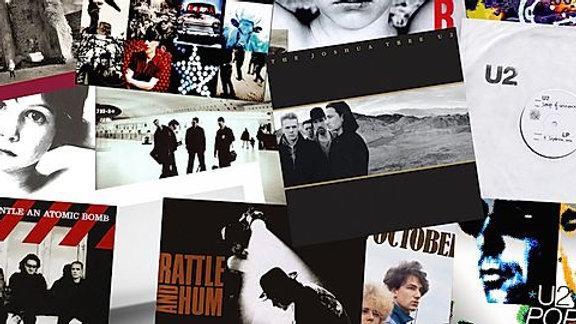 U2 EXTRAS VOL.1 (AX8)