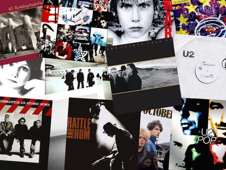 U2 EXTRAS 1&2 UPDATE
