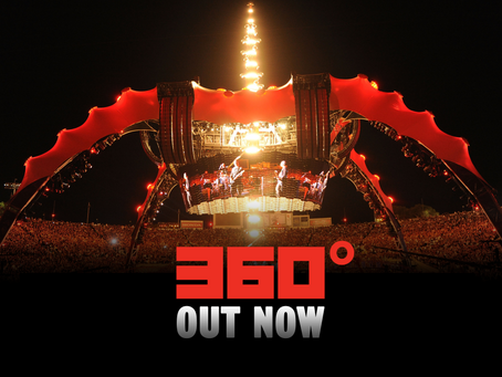 360° TOUR PACK OUT NOW!