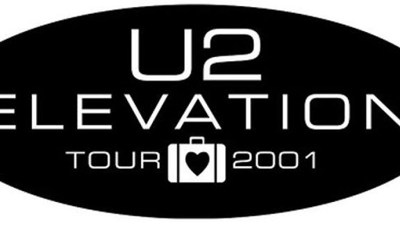 U2 ELEVATION TOUR (AF2)