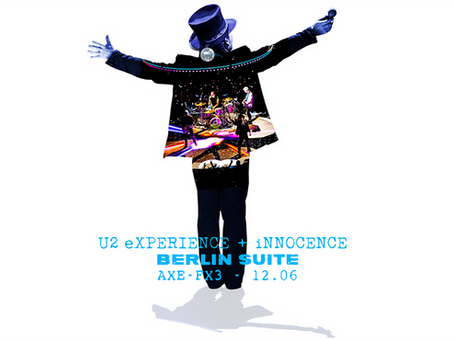 U2 BERLIN SUITE FOR FM3 & AX8