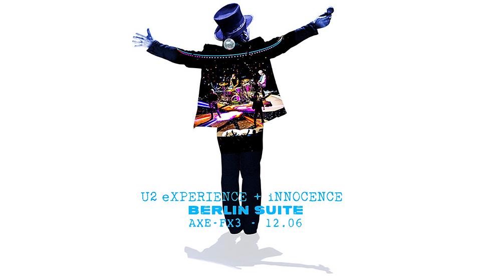 U2 BERLIN SUITE (AF3)