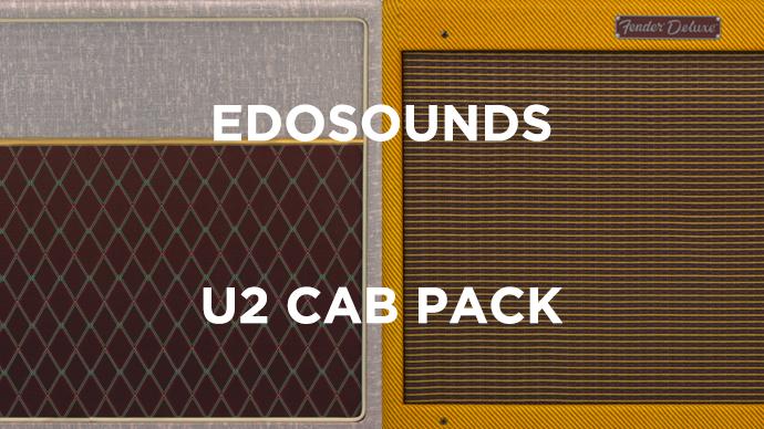 EDOSOUNDS CAB PACK