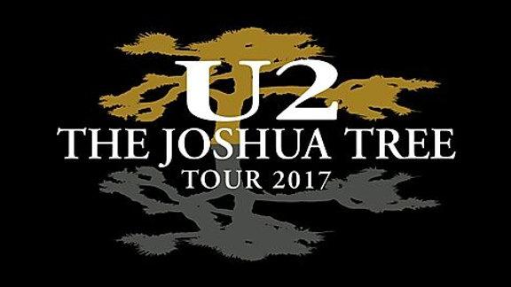 U2 JOSHUA TREE TOUR '17 (AF2)