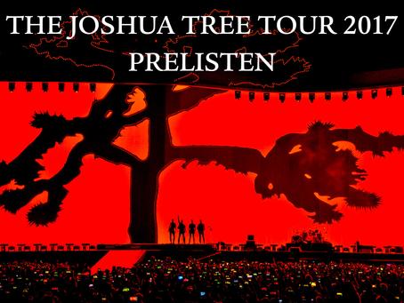 JOSHUA TREE prelisten!