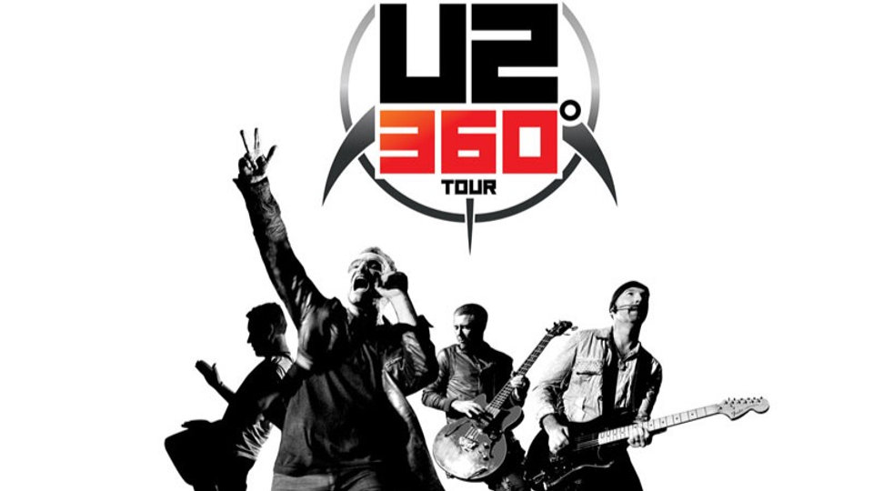 U2 360 TOUR (AF2)