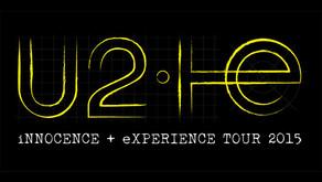 U2 I+E15 AND NEW UPDATES