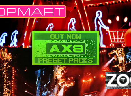 NEW PACKS FOR AX8