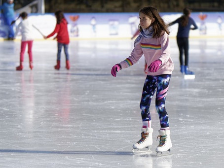 Instagram Hashtags on Ice Skating:-