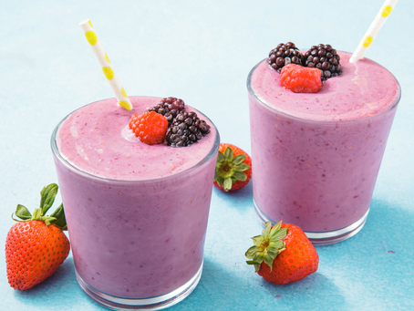 Instagram Hashtags on Smoothie:-