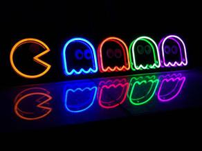 Instagram Hashtags for Neon:-
