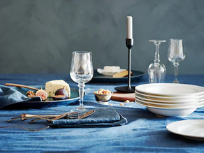 Instagram Hashtags on Tableware:-