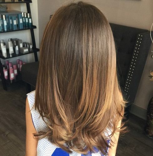 Long Layers and Textured Ends