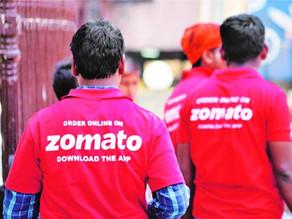 Instagram Hashtags on Zomato:-