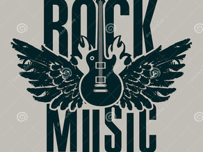 Hashtags for Rock:-