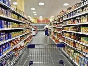 Instagram Hashtags on Supermarket:-